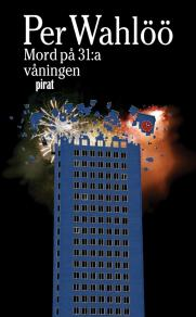 Cover for Mord på 31:a våningen