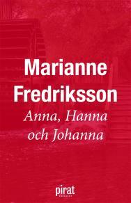 Omslagsbild för Anna, Hanna och Johanna