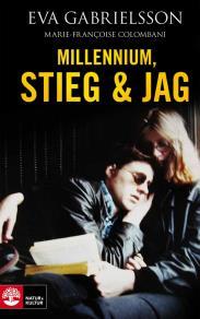 Cover for Millennium, Stieg & jag