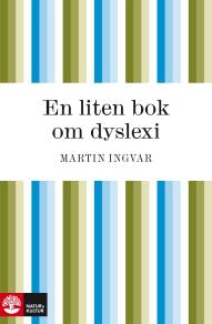 Cover for En liten bok om dyslexi