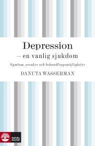 Omslagsbild för Depression - en vanlig sjukdom