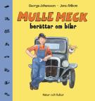 Omslagsbild för Mulle Meck berättar om bilar