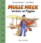 Omslagsbild för Mulle Meck berättar om flygplan