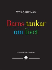 Cover for Barns tankar om livet