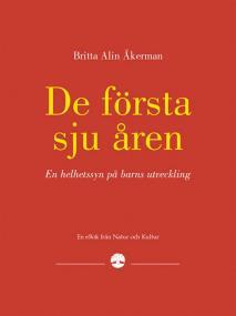 Cover for De första sju åren