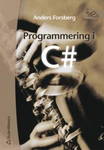 Cover for Programmering i C#