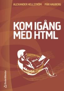 Cover for Kom igång med HTML