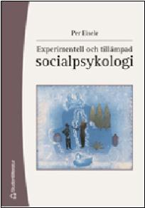 Cover for Experimentell och tillämpad socialpsykologi