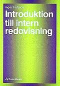 Cover for Introduktion till intern redovisning