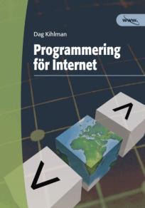 Cover for Programmering för internet
