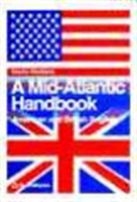 Cover for A Mid-Atlantic Handbook: American and British English