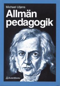 Cover for Allmän pedagogik