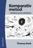 Omslagsbild för Komparativ metod: förståelse genom jämförelse