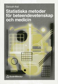 Omslagsbild för Statistiska metoder för beteendevetenskap och medicin