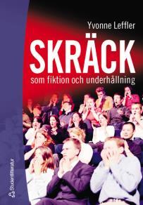 Cover for Skräck som fiktion och underhållning
