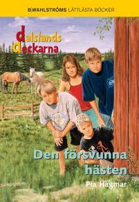 Omslagsbild för Den försvunna hästen (Dalslandsdeckarna 2)