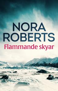 Cover for Flammande skyar