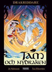 Cover for Tam och nydraken