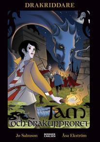 Cover for Tam och drakupproret