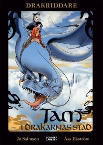 Omslagsbild för Tam i drakarnas stad