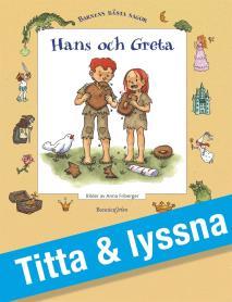Cover for Hans och Greta