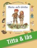 Omslagsbild för Hans och Greta