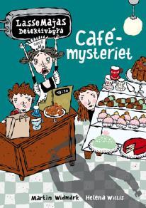 Omslagsbild för Cafémysteriet