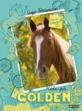 Omslagsbild för Rida på Golden