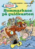 Cover for Sommarkaos på Guldkusten