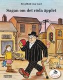 Cover for Sagan om det röda äpplet