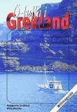 Bokomslag för Ö-luffa i Grekland