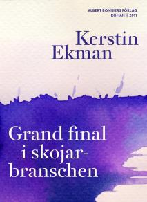 Cover for Grand final i skojarbranschen
