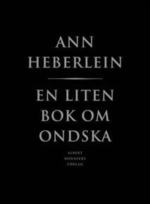 Cover for En liten bok om ondska