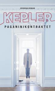 Cover for Paganinikontraktet