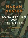 Cover for Kommissarien och tystnaden