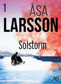 Cover for Solstorm