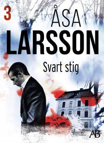 Cover for Svart stig