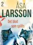 Cover for Det blod som spillts