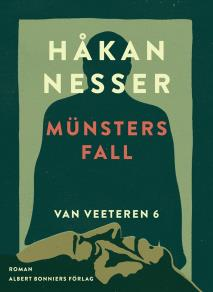 Cover for Münsters fall