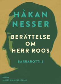 Cover for Berättelse om herr Roos