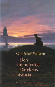 Cover for Den vidunderliga kärlekens historia