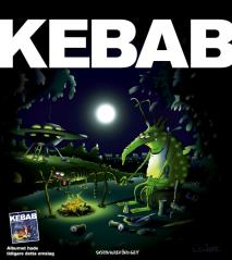 Cover for Kebab