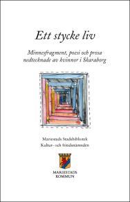 Cover for Ett stycke liv