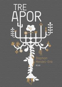 Cover for Tre apor