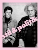 Bokomslag för Stil och politik