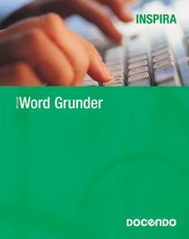 Omslagsbild för Microsoft Word Grunder