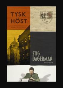 Cover for Tysk höst