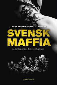 Cover for Svensk maffia
