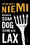 Cover for Mannen som dog som en lax