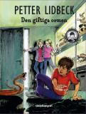 Cover for Den giftiga ormen